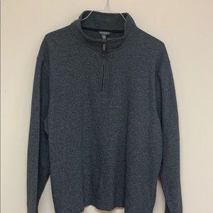 Van Heusen Flex 1/4 Zip Pullover